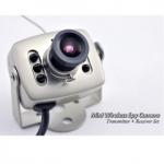 Pro komplet skrivenih (mikro) kamera
